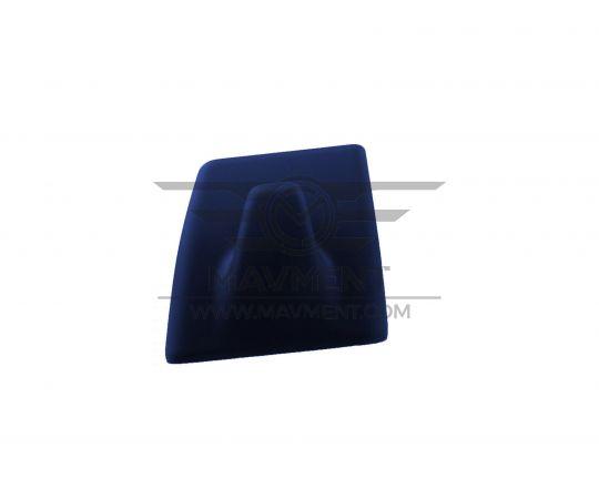 Gancio Appendiabiti Sinistro - Blu Mare