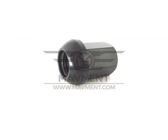 Dado Ruota Alluminio - Nero - 99918200336B