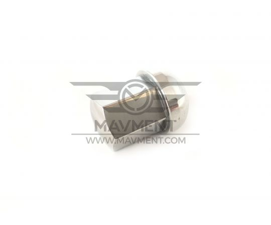 Dado Ruota Alluminio - Cromato