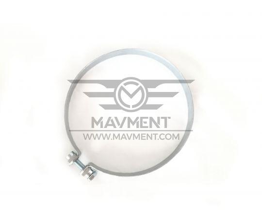 Staffa Fissaggio Silenziatore - Destra - 93011117500