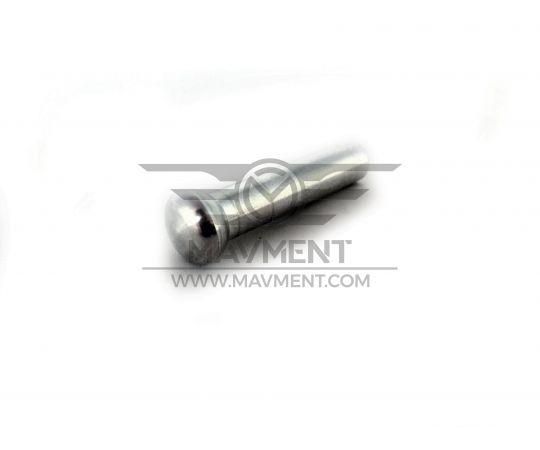 Pomello Sicura Alluminio - Cromato - 90153167121C
