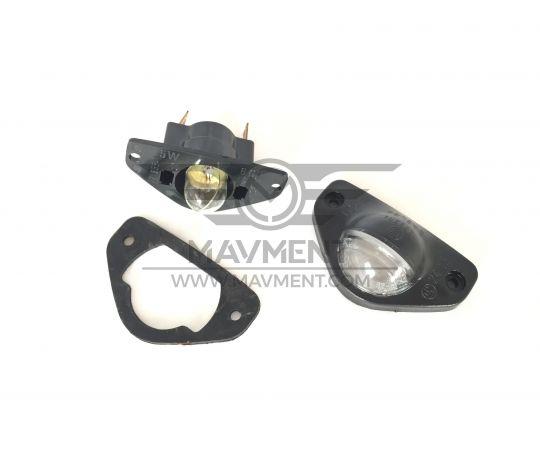 Luce Illuminazione Targa - 91163162004