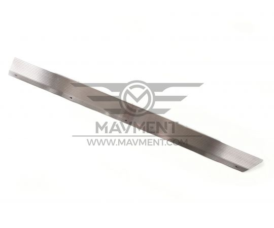 Battitacco Alluminio - Sinistro - 90155111550