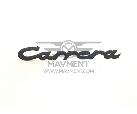 Emblema Scritta CARRERA - 9115590370070C
