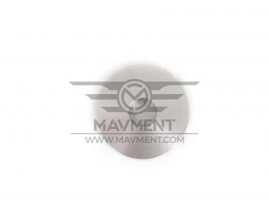 Cover contatto chiave accensione alluminio