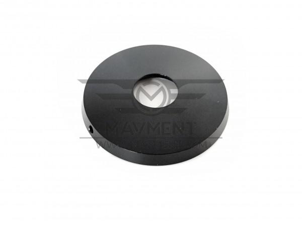 Cover contatto chiave accensione Nero