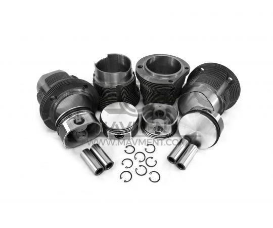 Kit Cilindri + Pistoni 94,00x71mm