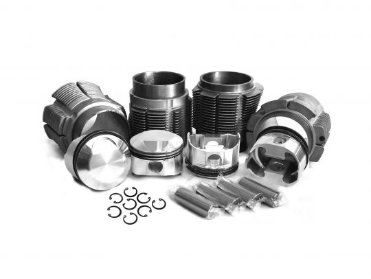 Kit Cilindri + Pistoni 96,00x71mm