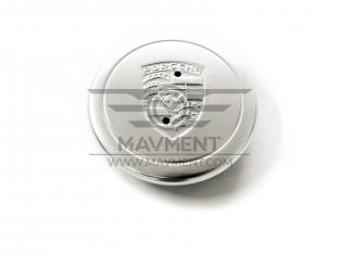 Coppetta Coprimozzo Argento Anodizzato - 66mm