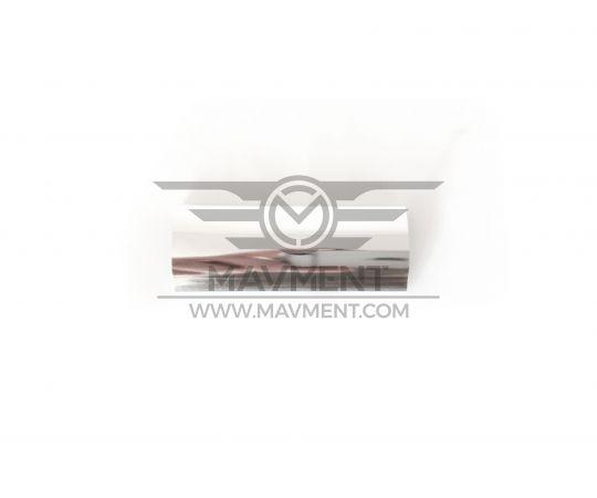 Piastra Chiusura Cornici Alluminio - Cromata - 64454192106