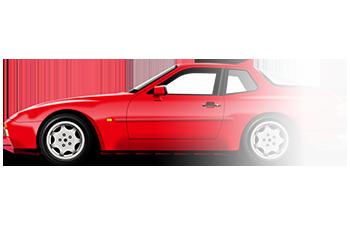 Ricambi Porsche 944
