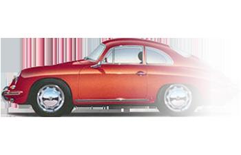 Ricambi Porsche 356: scopri la selezione Mavment di ricambi Porsche