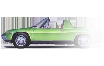 Ricambi Porsche 914