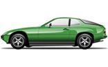 Spare parts for Porsche 924