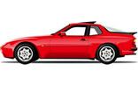 Spare parts for Porsche 944