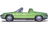 Spare parts for Porsche 914