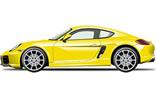 Spare parts for Porsche 981 Cayman