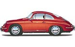 Spare parts for Porsche 356