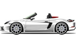 Spare parts for Porsche 982 Boxster 718